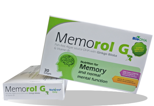 Memorol-G - Memory Improvement